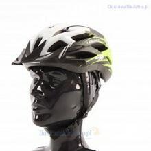 Modi rowerowy AXER LIBERTY GREEN/WHITE z daszkiem