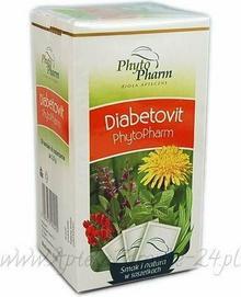 PhytoPharm EUROPLANT SP. Z O.O. Diabetovit fix 20 saszetek a 2 g 3007