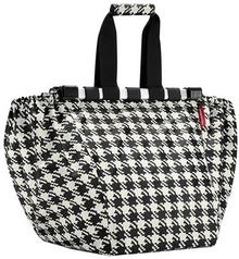 Reisenthel Torba na zakupy Easyshoppingbag fifties black UJ7028 UJ7028