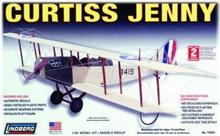 Lindberg Samolot Curtiss Jenny 72583