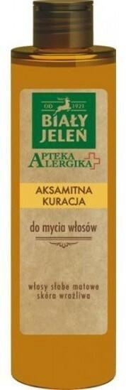 Pollena  Apteka Alergika Kuracja do włosów 250ml
