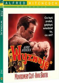 Wyznaję Blu-Ray) Blu-Ray) Alfred Hitchcock