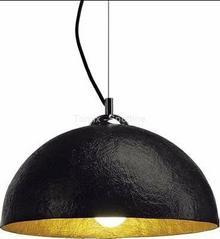Spotline FORCHINI lampa wisząca czarna/Srebrny 155500
