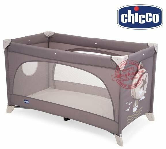 Chicco łóżka Podróżne Easy Sleep Mirage + Plecaczek 507908791