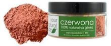 Your Natural Side Czerwona glinka illite 100g -
