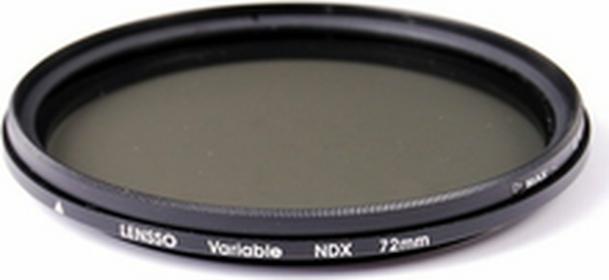 Lensso ND2 - ND400 52 mm