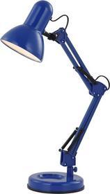Globo Lighting Famous Lampka biurkowa Niebieski 24883