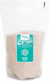 Skarby Oceanu Sól Himalajska Różowa Drobno Mielona 1kg