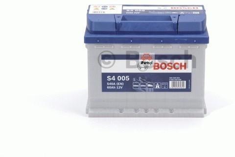 BOSCH SILVER S4 005 60 Ah  540 A P+