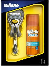 Gillette Fusion żel do golenia