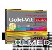 Olimp Gold-Vit senior 30 szt.