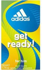adidas Get Ready Woda toaletowa 50ml