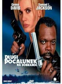 Długi pocałunek na dobranoc (The Long Kiss Goodnight) [DVD]