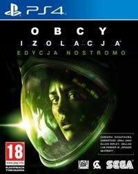 Obcy Izolacja: Edycja Nostromo PS4