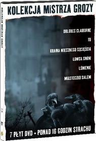 Kolekcja Mistrz Grozy DVD) rozni