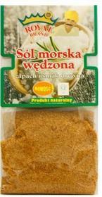 Royal Brand sól morska wędzona 200 g