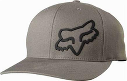 Fox czapka z daszkiem Forty Five 110 Snapback Graphite 103) rozmiar OS