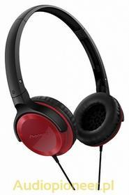 Pioneer SE-MJ502-R czerwone