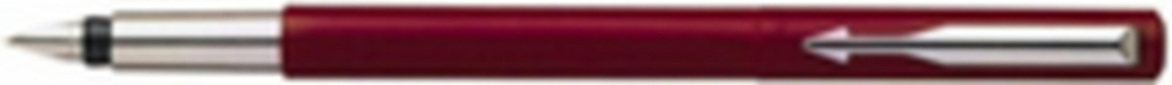 Parker VECTOR CZERWONY S0282490