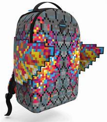SPRAYGROUND Pixel Wings (000)