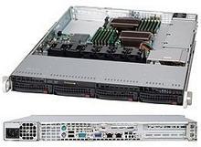 Intel Dual CPU E5 SC815TQ