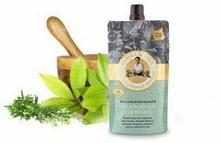 Pierwoje Reszenie Receptury Babuszki Agafii Regenerujący szampon - odżywienie włosów 100ml szampon