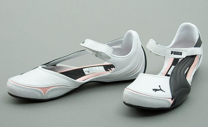 buty damskie puma ferrari speed princess black
