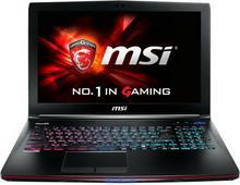 MSI GE62 6QE-851XPL 15,6