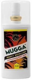 Mugga Spray na kleszcze i komary 50% 75ml Mugga