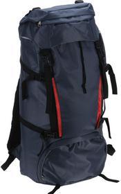Redcliffs Outdoor Plecak campingowy trekkingowy wyprawowy czerwony 50 l