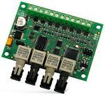 Satel Konwerter światłowodowy danych INT-FI