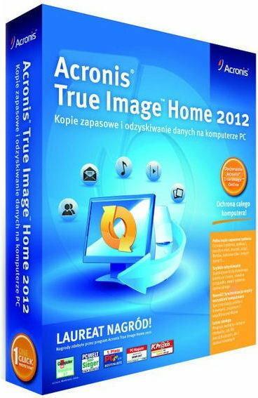 Acronis True Image Home 2012