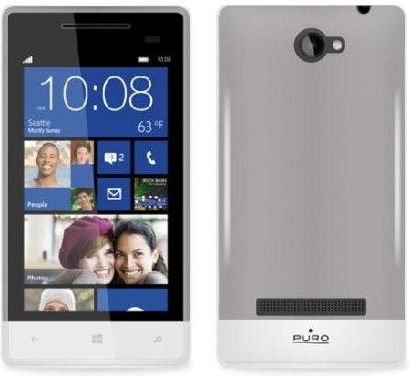 PURO Case- Etui HTC Windows Phone 8S
