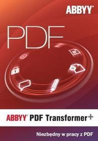 Abbyy PDF Transformer Plus / Nowa licencja