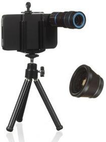 Kitvision KitVision smartfona camera Fisheye Lens obiektyw do Apple iPhone 5i Samsung Galaxy S3 KVIP4LPK