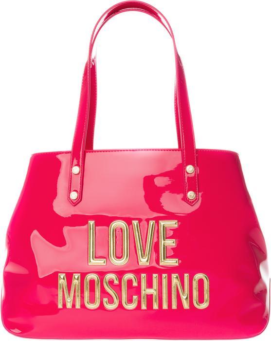 9b2ba9eb9ce1d Love Moschino Torebka Różowy UNI (152886) – ceny, dane techniczne ...
