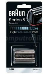 Braun Folia + Blok ostrzy 52B Series 5