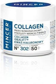 Mincer Pharma Collagen 50+ krem półtłusty przeciwzmarszczkowy  50 ml