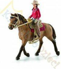 Schleich Konie Zestaw Kowbojka 42112