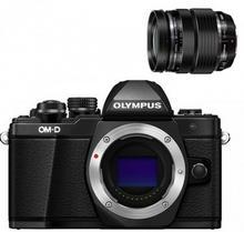Olympus OM-D E-M10 Mark II + 12-40mm czarny