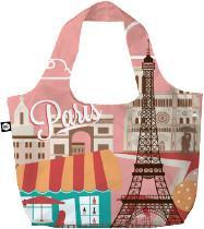 BG Berlin Eco torba na zakupy 3w1 BG Eco Bags - Paris BG001/01/134