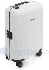 Wittchen Mała kabinowa walizka 56-3T-731-88 Biała - biały 56-3T-731-88