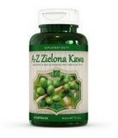 A-Z Medica A Z Zielona Kawa 600 mg 60 szt.