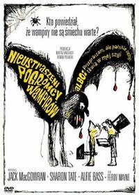 Nieustraszeni pogromcy wampirów [DVD]