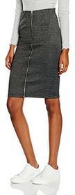 Jennyfer Spódnica 10012240 dla kobiet, kolor: szary, rozmiar: Medium