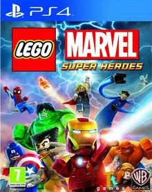 Marvel Super Heroes PS4