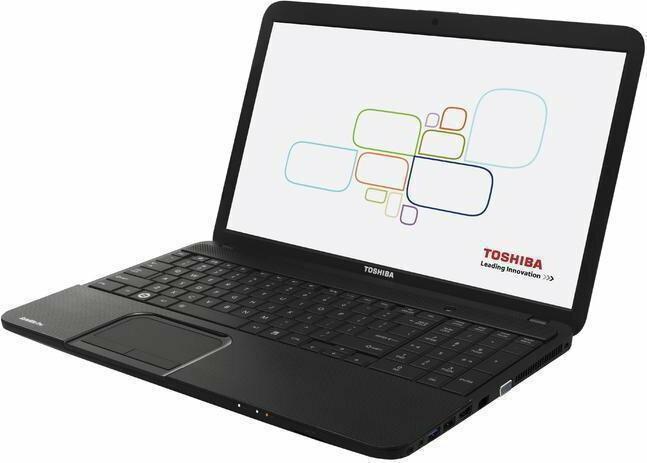 "Toshiba Satellite C55-A-1JL 15,6"", Core i3 2,4GHz, 4GB RAM, 750GB HDD (PSCGAE-07401RPL)"
