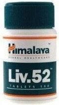 Himalaya Liv.52 100 szt.