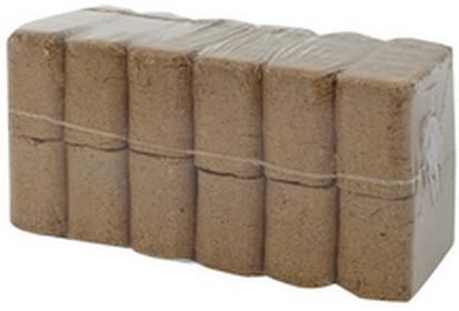Brykiet drzewny RUF kostka 10 kg