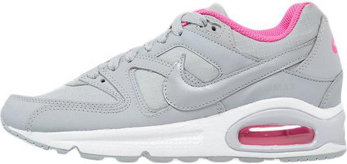 air max różowo szaro białe